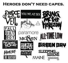 Heroes don't need capes