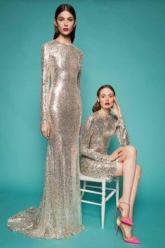 nice Naeem Khan Resort 2017 Fashion Show - Vogue Fashion Week, Fashion 2017, Runway Fashion, Fashion Show, Naeem Khan, Beautiful Gowns, Beautiful Outfits, Festa Party, Evening Gowns