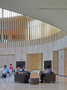 University of Toronto Mississauga Innovation Centre by Moriyama and Teshima