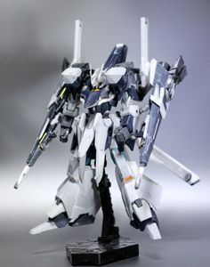 GUNDAM GUY: HG 1/144 Gaplant TR-5 [HRAIROO] - Customized Build