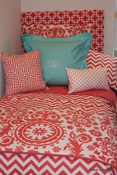 You will need bedding for your dorm room. Just make sure your sheets are twin size and extra long.