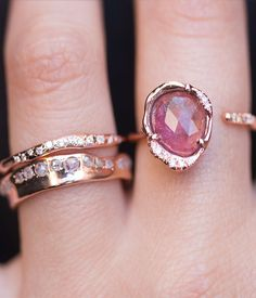 Are obsessed with Audry Rose rings like me???