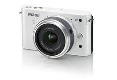#Nikon Store - Nikon 1 J2 11 - 27.5mm #White #Camera