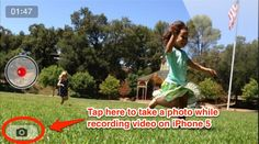 iPhone 5 Tip: How to Take a Photo While Recording Video