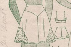 Free Online Sewing Patterns | Free Bra Sewing Patterns – Yahoo! Voices – voices.yahoo.com - lingerie, stockings, french, black, costumes, white lingerie *ad