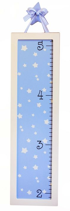 The Baby Boys Growth Chart  I Did This  And I Can Make One For
