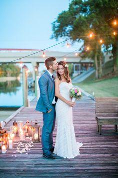 Channelside Wedding   Palm Coast, FL