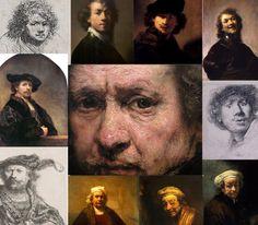 experto de rembrandt autorretrato