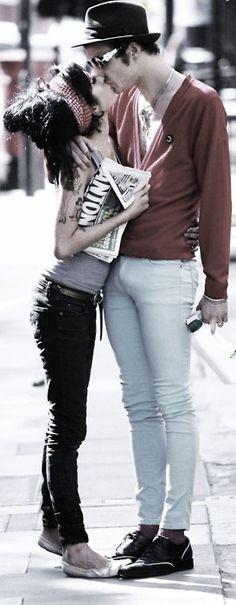 Amy Winehouse & Blake Fielder-Civil