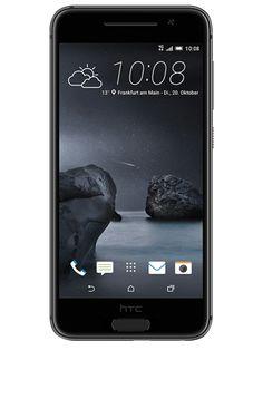Das elegante HTC One A9 überzeugt mit ultraflachem Metallrahmen und randlosem Bildschirm. Genieße dank integriertem DA Wandler exzellenten Sound.