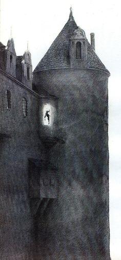 Alan Lee Castle Perilous (off 'Castles')