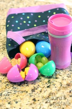 easter egg lunch :) can't wait to do this! @ DIY Home Ideas