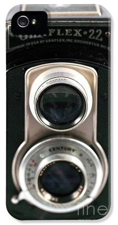 Graflex 22 Full View iPhone and Galaxy Case by John Rizzuto