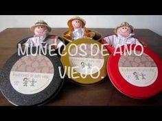 Muñecos de año viejo - YouTube