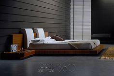 Image result for floating platform bed