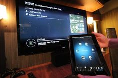 Sony and Control4 bring home automation to the masses (hands-on) | TV and Home Theater - CNET Reviews: