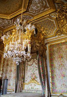 Versailles. wedding inspiration :)