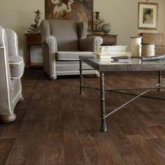 PVC Boden Tarkett Exclusive 260 Rustic Oak Red Brown 4m
