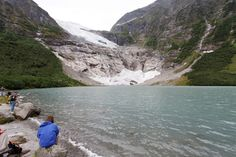 Sognefjord Gletscher im Norwegen Reiseführer http://www.abenteurer.net/2491-norwegen-reisefuehrer/