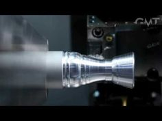 I am mesmerized by this video. CNC Lathe - Turning a Chess Rook by Glacern Machine Tools