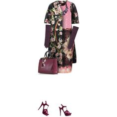 """""""Coat: let's make it fun to wear!"""" by yasminasdream on Polyvore"""