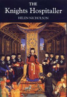 The Knights Hospitaller by Helen Nicholson https://www.amazon.com/dp/1843830388/ref=cm_sw_r_pi_dp_x_4gzvyb65NZ11V