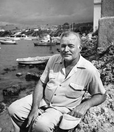 Ernest Hemingway: Photos From LIFE Magazine of the Great Writer in Decline, Cuba 1952 - LIFE