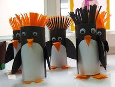 Image result for thanksgiving craft with toilet paper roll More