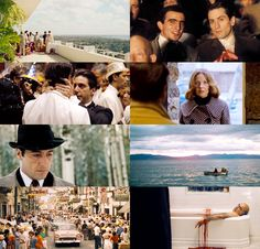 The Godfather: Part II - Francis Ford Coppola