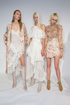 Zimmerman Spring #2017 - Backstage