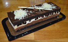 tuxedo cake recipe costco * tuxedo cake recipe + tuxedo cake recipe homemade + tuxedo cake recipe costco + tuxedo cake recipe easy + tuxedo cake recipe how to make Costco Chocolate Cake, Tuxedo Cheesecake Recipe, Homemade Cake Recipes, Baking Recipes, Dessert Recipes, Desserts, Costco Recipes, Copycat Recipes, Pastries