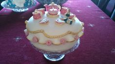 Tea party cake by Penny Morrison