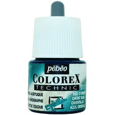 Aquarela Líquida Colorex Pebeo 07 Orient Blue