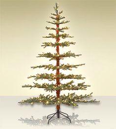 Www.Treetime.com. Fanfare Fir....closest artificial tree to a Silver Tip fir.