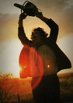 Leatherface from The Texas Chainsaw Massacre