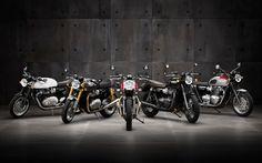 Triumph unveils new Bonneville lineup - New Models - Cycle Canada