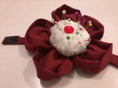 Bantalan jarum bentuk bunga Flower pincushion