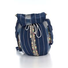 Pre-owned Billabong Backpack: Dark Blue Women's Accessories (14.525 CLP) ❤ liked on Polyvore featuring bags, backpacks, dark blue, preowned bags, rucksack bag, pre owned bags, blue bag and knapsack bags
