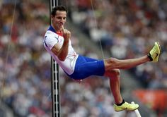 Renaud Lavillenie : The French won the Olympic title