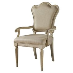 I pinned this A.R.T. Provenance Arm Chair from the Cottage Chic event at Joss and Main!