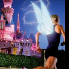 Tinkerbell Half Marathon I will be doing this in 2014! :)