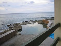 Salt Water Pool at the Waves at Cane Bay, St. Croix 2004