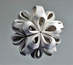 Modular Forms in Paper by Richard Sweeney | Inspiration Grid | Design…