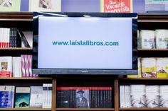www.laislalibros.com