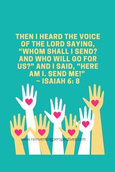That's the heart of every believer. It never occurred to me what led up to this moment: The glory and light of God had revealed sin in Isaiah. The confession of sin by Isaiah resulted in his cleansing and the atonement of sin. Washed as snow, Isaiah was ready to serve God. This is newness! #WashedWithTheBloodOfJesus #Repentance #ReadyToServe #SendMeLord #Faithful #WellDoneGoodANdFaithfulServant #Christianity #ChristianEntrepreneur #LifestyleOfLove #ChristianEntrepreneursToolkit #SendMe2021 Isaiah 6, Atonement, Yearning, My Lord, Send Me, New Beginnings, Confessions, Christianity, The Voice