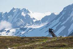 RG world_mtb_guide: The Last Frontier. Alaska is a bucket list item for http://ift.tt/22RkknM