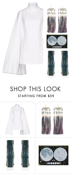 """Без названия #904"" by tashagagarina ❤ liked on Polyvore featuring Jacquemus, Rosantica and National Geographic Home"