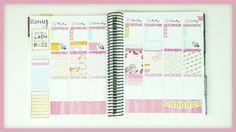 Plan With Me // Girl Boss! (Erin Condren - Vertical)