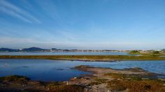 Estrada Perynas | Cabo Frio, RJ / BRASIL | photo by Rachel Monteiro (@/qchelq on Instagram). #salina #salinas #lagoa #lago #laguna #lake #lagoon #paradise #paraíso #sun #road #street #roadtrip #cabofrio #rj #rio #riodejaneiro #brasil #brazil #vacation #sky #blue #bluesky