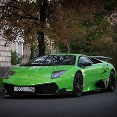 Lamborghini Murcialargo SV